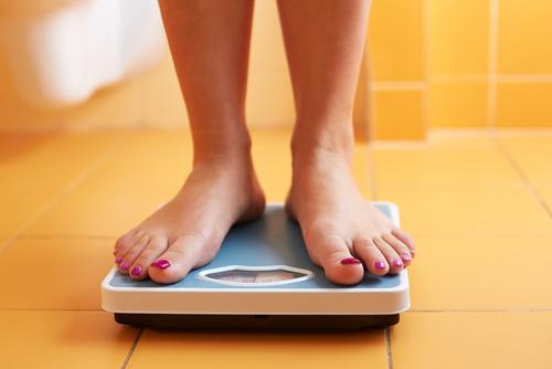 gå ner 5 kilo på en vecka