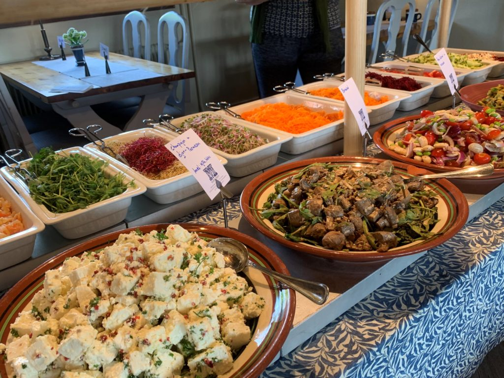 Maten på Masesgården